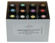 12 Color Kit Americolor Pearlescent (12x19ml)