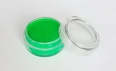 Colore fluorescente per disegnare sul corpo Fengda body painting green 10 ml