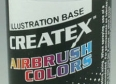 CREATEX Aerografo Colors 5608 Illustration Base