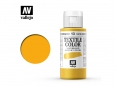 Vallejo Textile Color 40013 Golden Yellow (60ml)