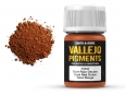 Vallejo Pigments 73107 Dark Red Ochre (35ml)