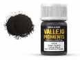 Vallejo Pigments 73116 Carbon Black (Smoke Black) (35ml)
