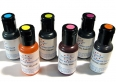 Kit di 6 colori Electric Ultra Bright Americolor (6x19ml)