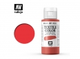 Vallejo Textile Color 40022 Red (Opaque) (60ml)
