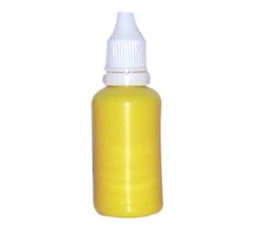 Colore per aerografo unghie Fengda light yellow