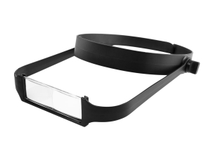 Vallejo T14001 Lightweight Headband Magnifier with 4 Lenses